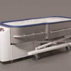 Pearls - Air-fluidized treatment system