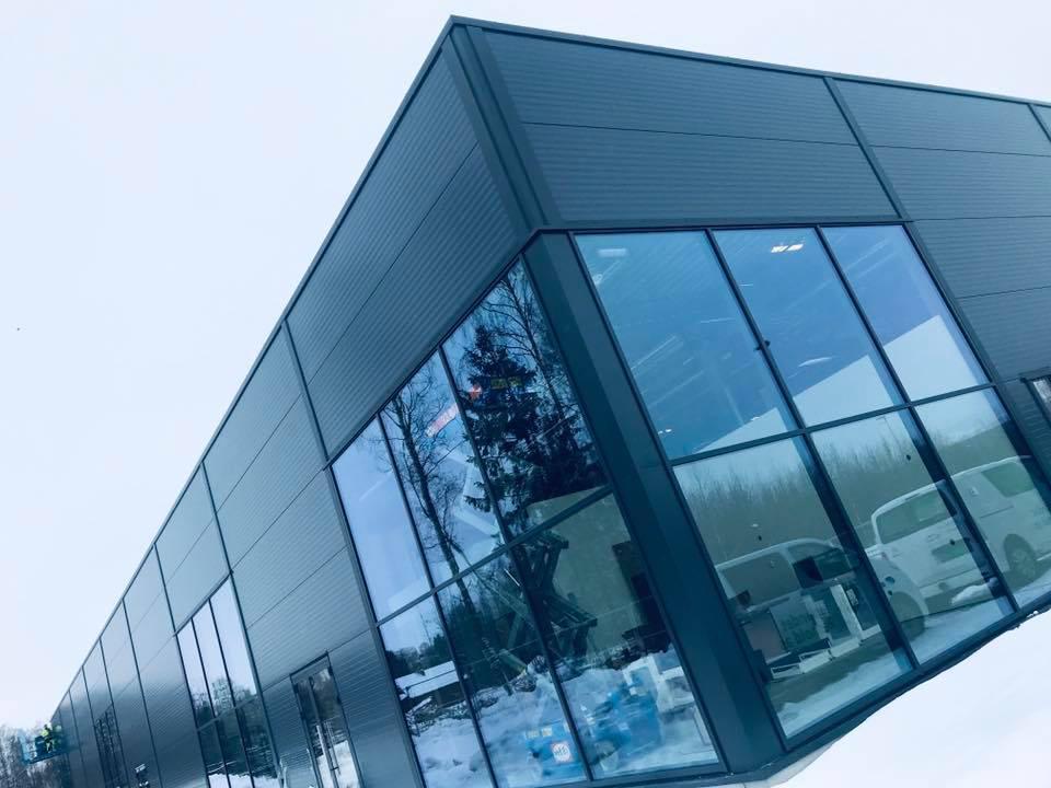 Hamar Næringspark Trehørningen